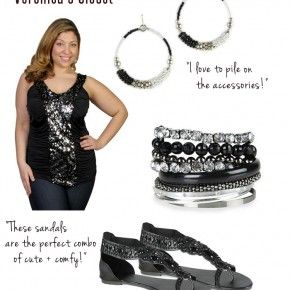 We <3 our plus size customers :) - <3 Sunny