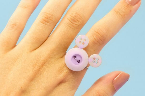 How do I make jewelry? Below is a cute, amusing, simple and significant Mickey Head ring. Get started make your own jewelry creations! You'll never just receive a piece of bauble but something else.
