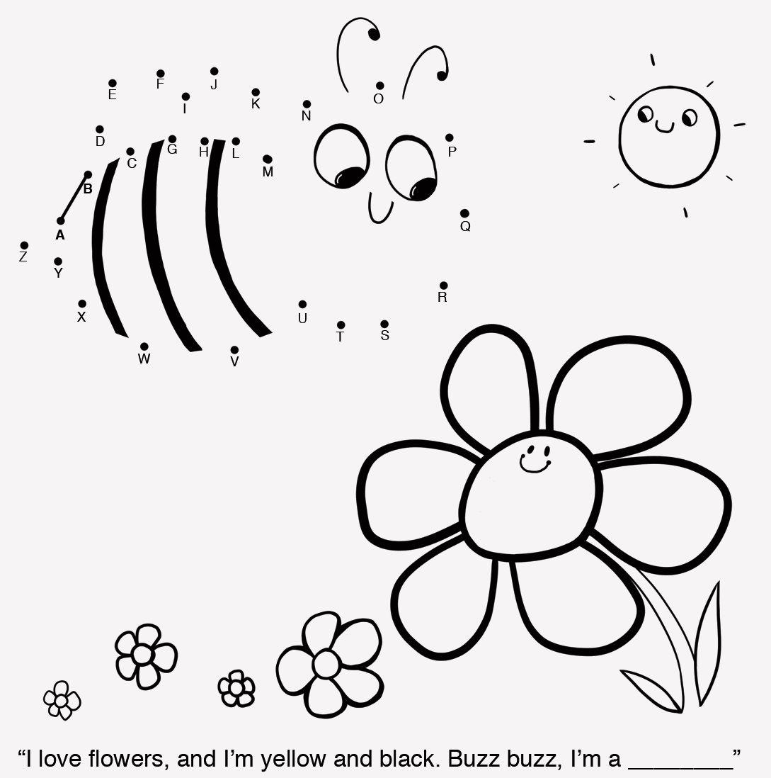 11 Dot To Dot Alphabet Worksheets In