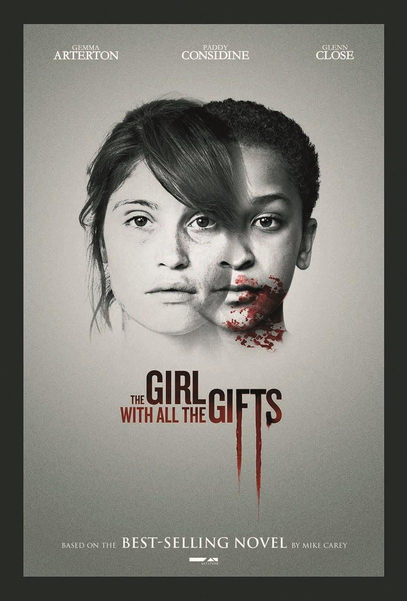 The Girl with All the Gifts (Colm McCarthy - 2016) | ☆ 2017 ...