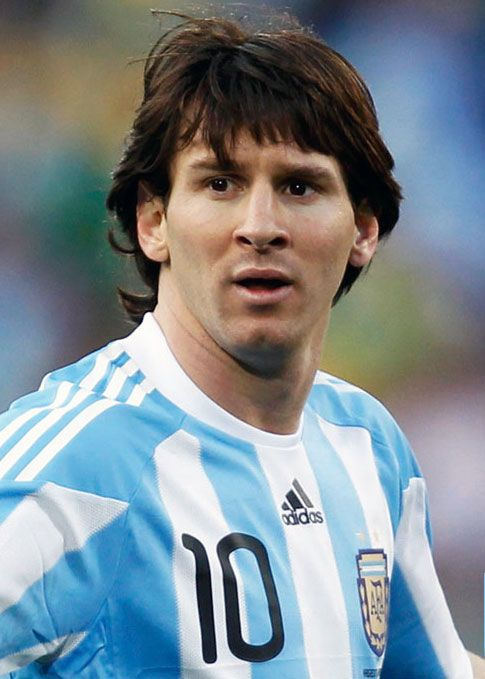 Piccola grande classe argentina. Biografia di Lionel Messi