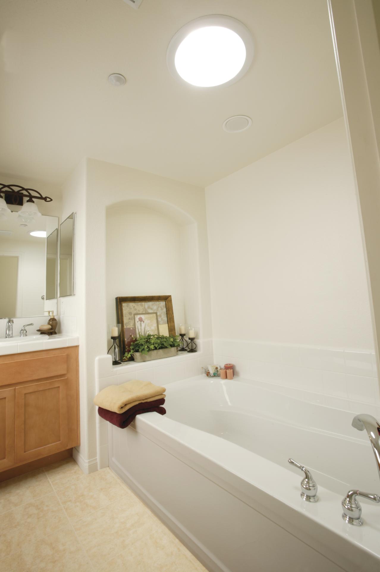 No Ventilation In Bathroom