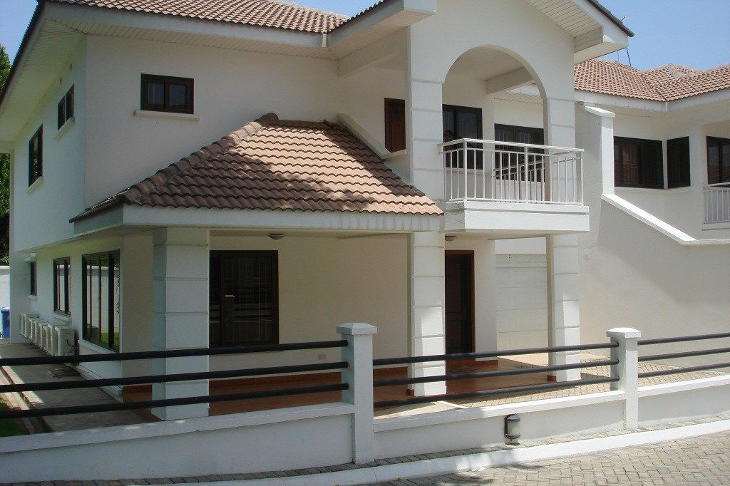 3 4 Bedrooms House In A Gated Community In Cantonments