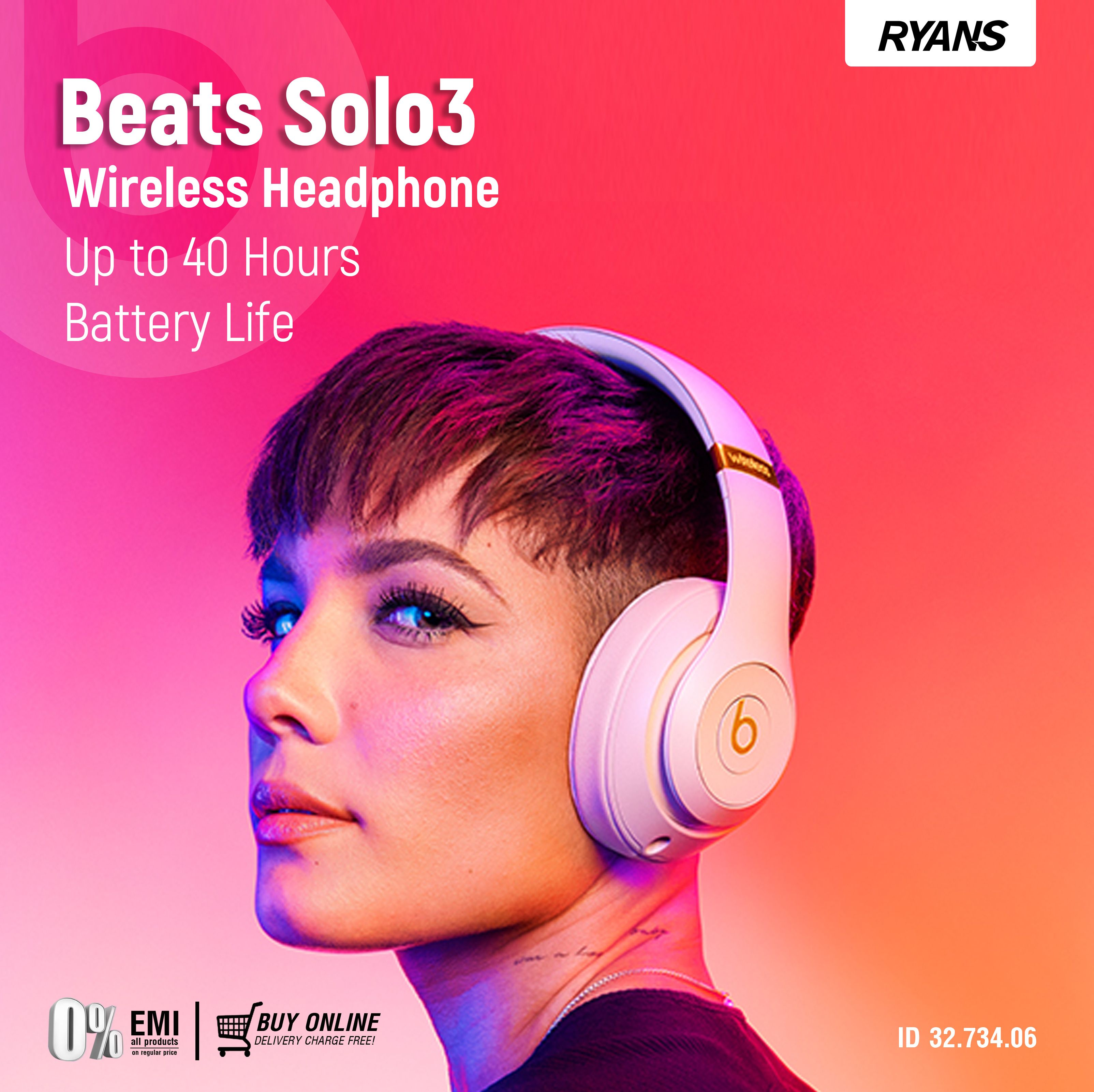 Beats Solo3 Wireless Stereo Bluetooth On Board Call And Music Controls On Board Volume Control Beamforming Mic F Wireless Best Computer Laptop Store