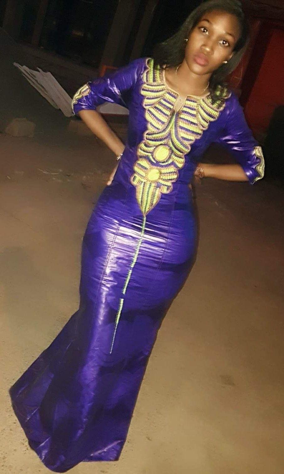 Épinglé par Merry Loum sur Sénégalaise en 2019 Mode