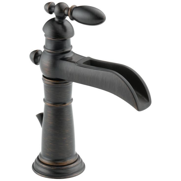 Delta Victorian Singlehandle Centerset ADAcompliant Lavatory - Ada compliant bathroom faucets