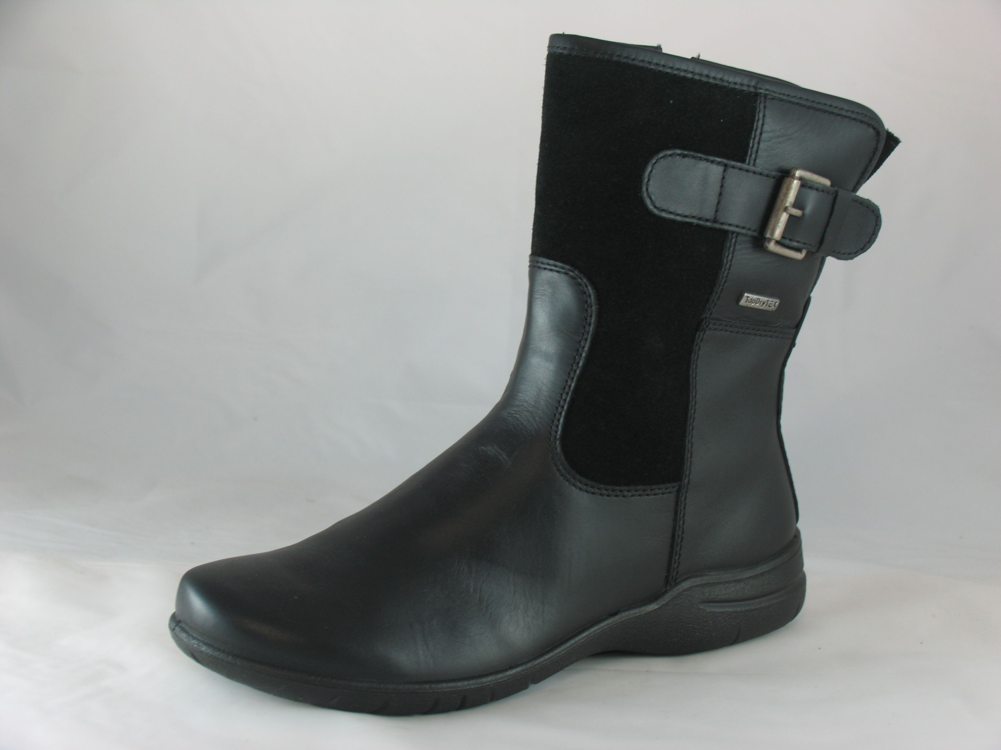 FABIENNE 45 WOMENS MID-CALF ANKLE BOOTS