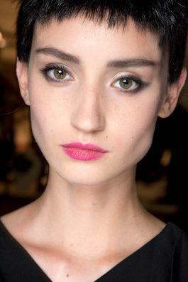 Armani Privé Fall 2015 Couture Fashion Show: Beauty - Style.com