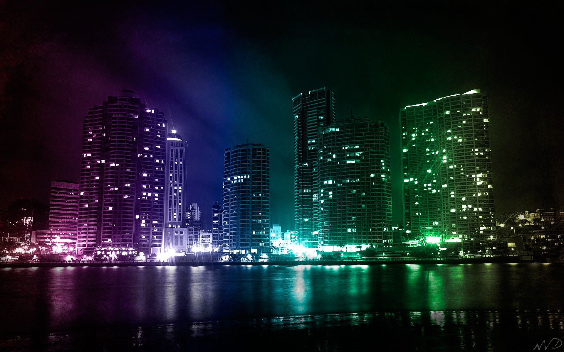 Cool Wallpapers Lights City City Lights Wallpaper Lit Wallpaper City Wallpaper