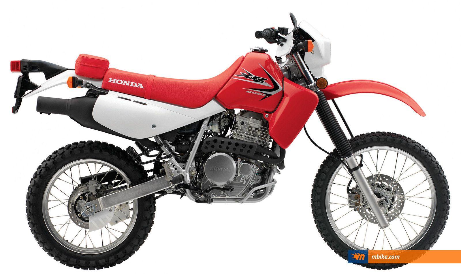 2013 Honda XR 650L Dual sport motorcycle, Honda