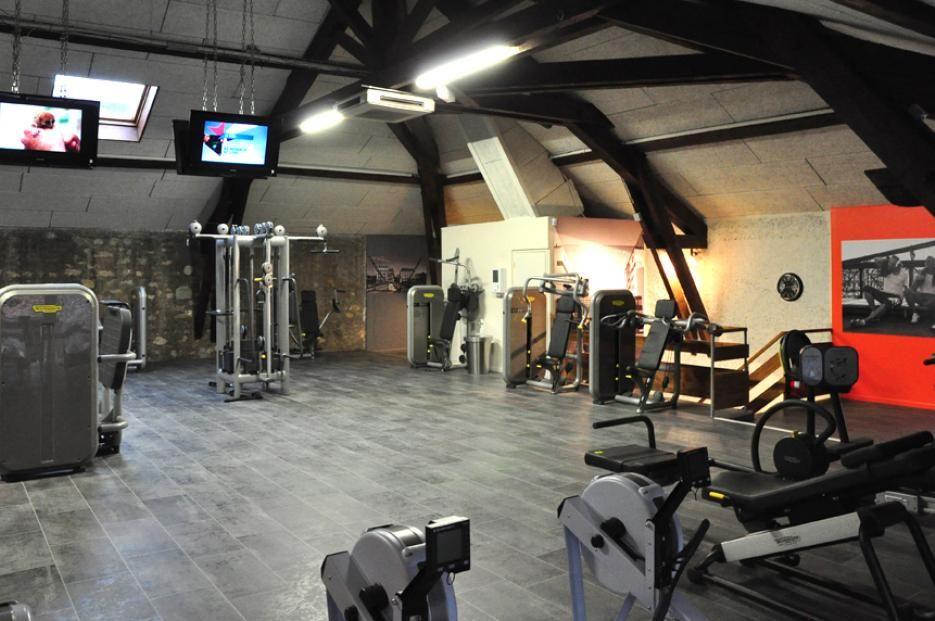 Salle de sport et de musculation à Grenoble Chavant