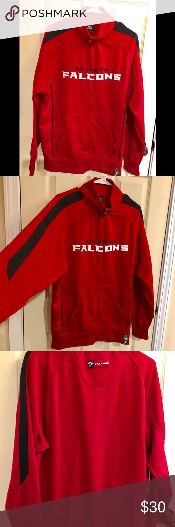 Official Red Falcons Jacket In 2020 Vintage Jacket Clothes Design Vintage Windbreaker