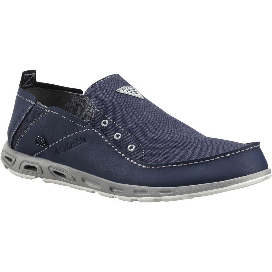 Columbia Bahama Vent PFG Shoe - Men'sNocturnal/Columbia Grey
