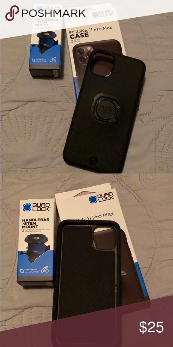 Quad Lock Case Bike Mount Iphone 11 Pro Max This A Quad Lock Case