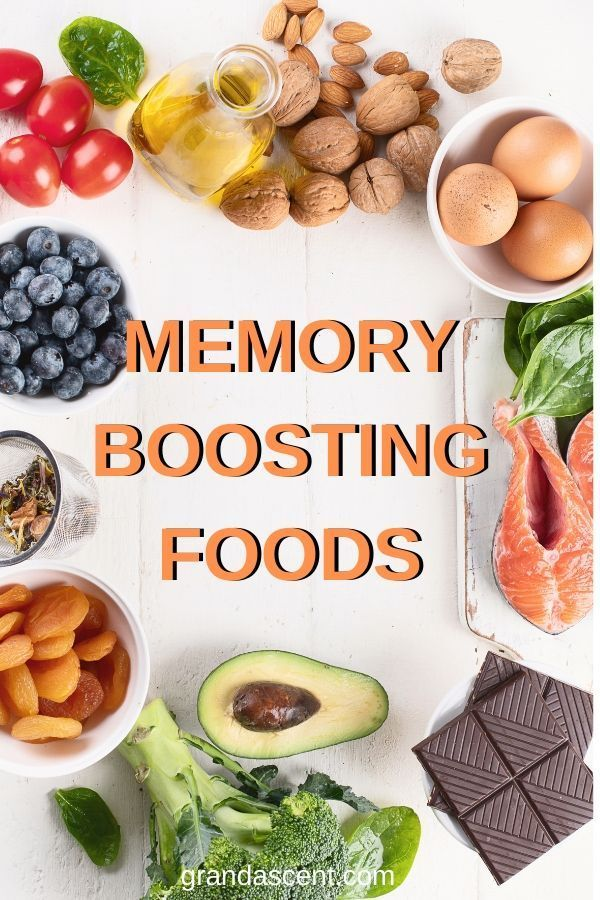 Memory Boosting Foods You Must Include In Your Diet Daily  Grand Ascent If youre struggling with forgetfulness and brain fog youll love these memory boosting foods They a...