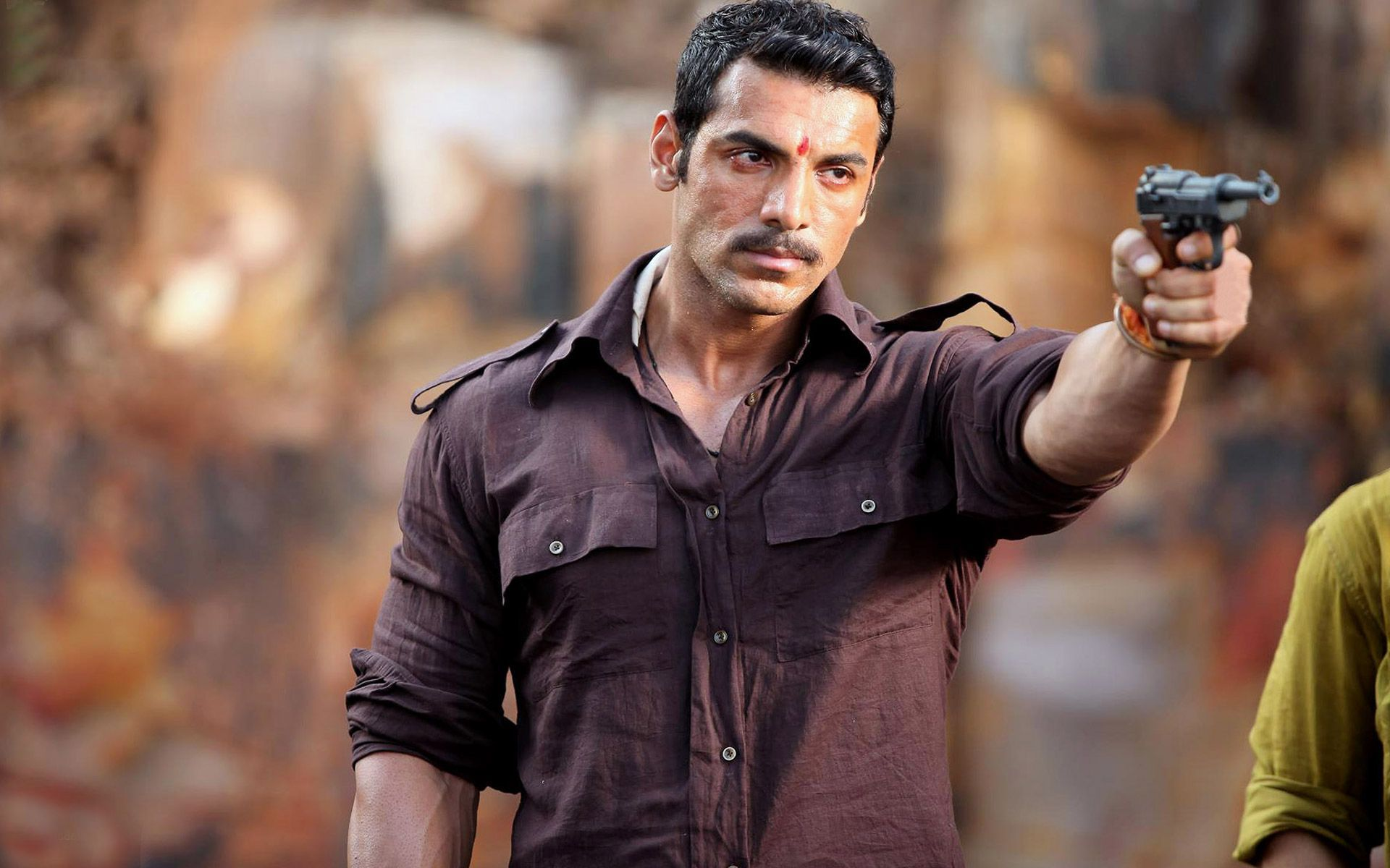 Hd wallpaper john abraham - John Abraham In Shootout At Wadala Hd Bollywood Movies