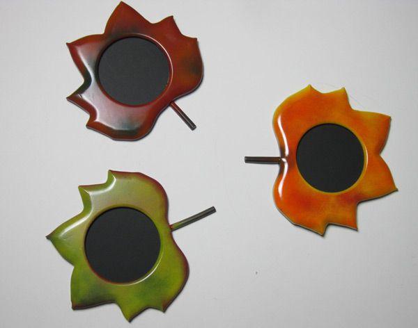 Leaf shaped frames in several colors | Crafts in 2018 | Pinterest ...
