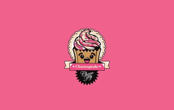 Colección de Logos by ChocoToy , via Behance
