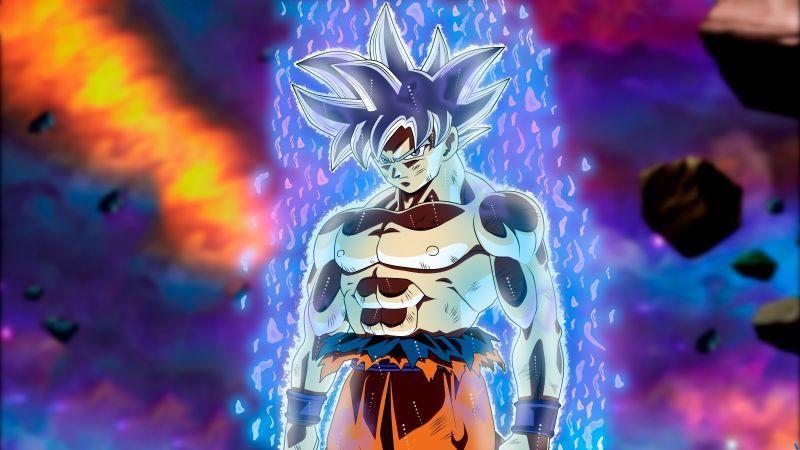 Ultra Instinct Goku Migatte No Gokui Dragon Ball Super 5k Goku Wallpaper Dragon Ball Goku Dragon Ball Super