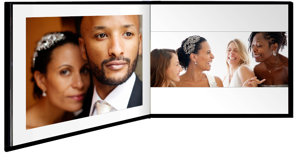 custom wedding album | Wedding Album Pages | Pinterest | Wedding ...