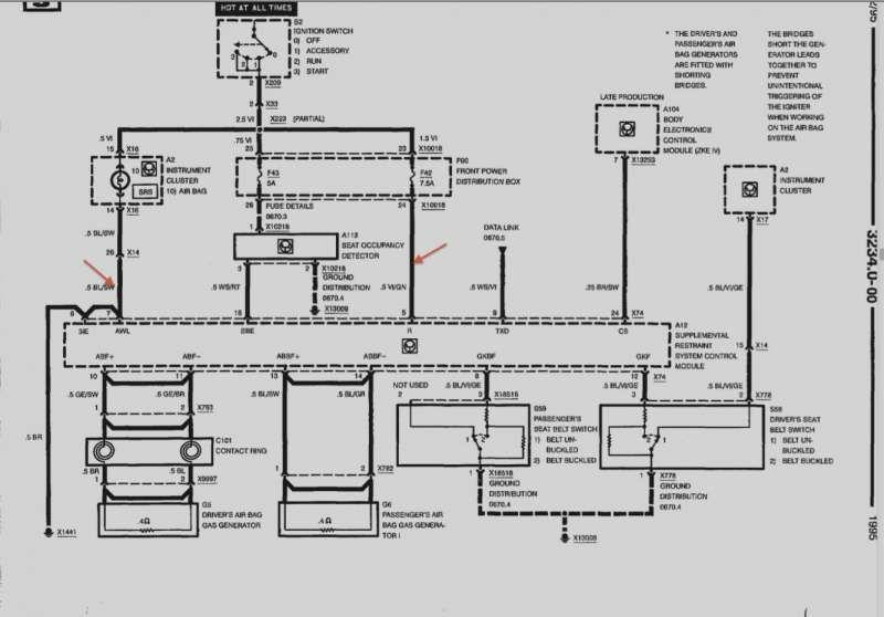 [DIAGRAM] Bmw Seat Wiring Diagram