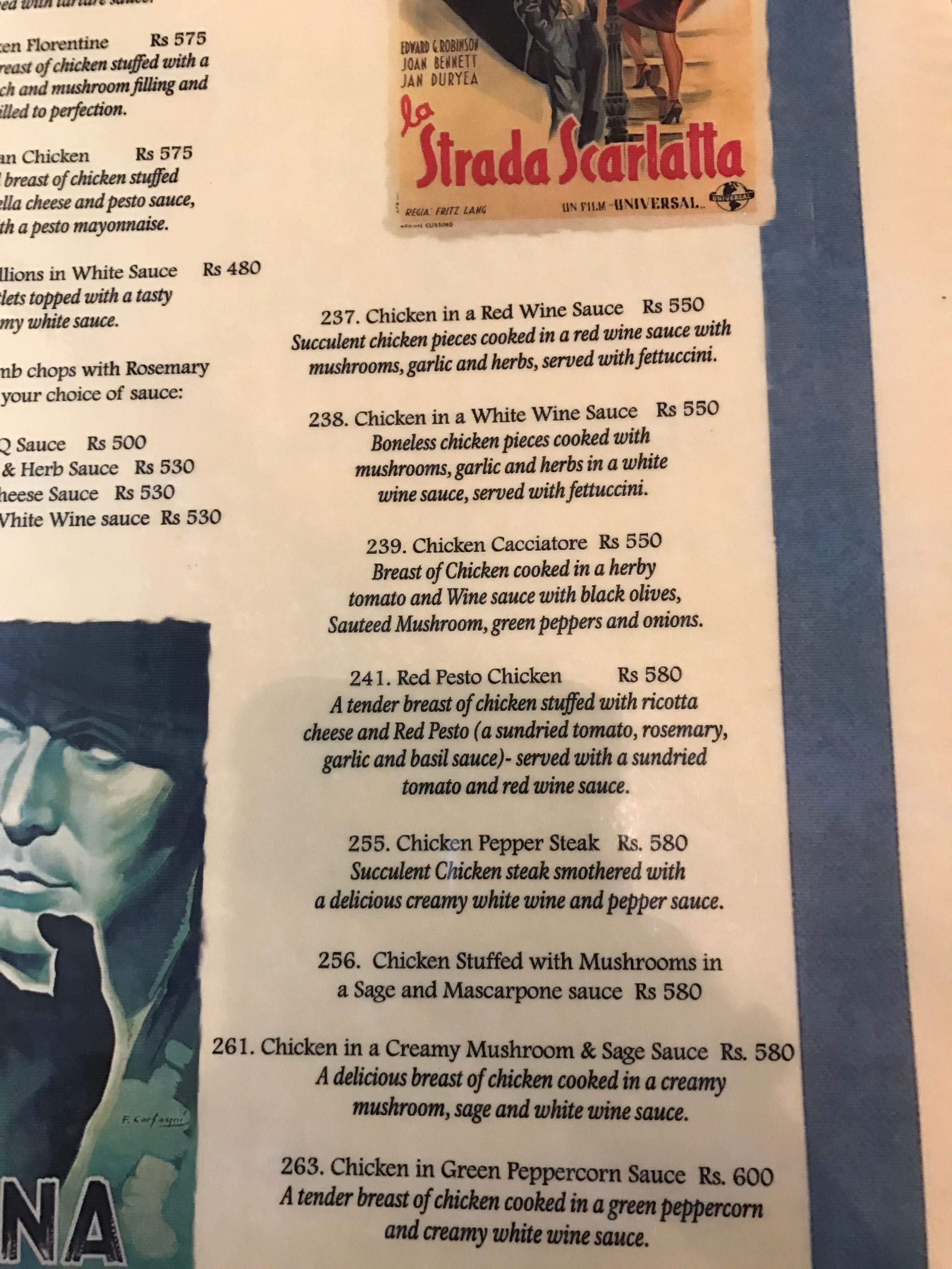 The Big Chill Cafe Menu Foodgoodseries Cafe Menu Pesto Sauce White Sauce