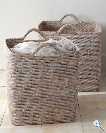 Pretty Laundry Baskets Inspiration Pretty Laundry Baskets And Superexpensive Unfortunately Laundry