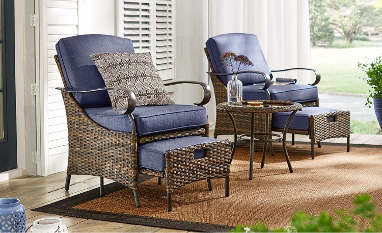 Some Inspiring Ideas For Reviving Your Outside Patio Furniture Decorifusta In 2020 Small Patio Furniture Porch Furniture Cheap Outdoor Furniture #patio #furniture #in #the #living #room