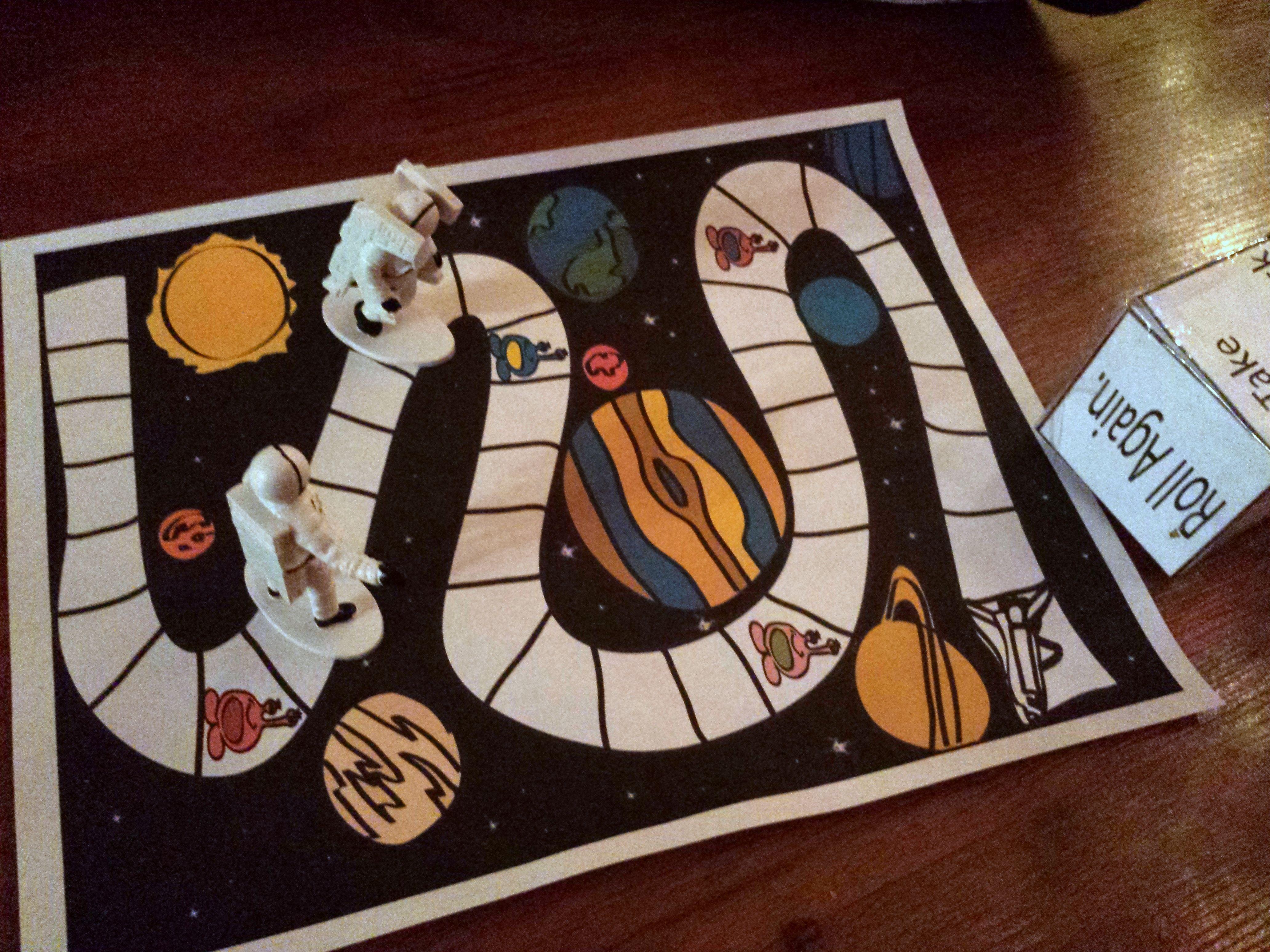 Solar System Craft Primary Folder Bolygk Oktats Tudomny