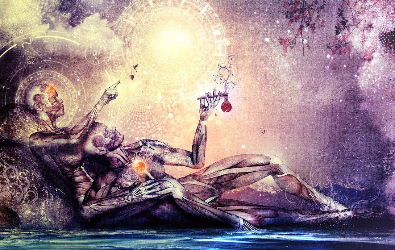 All We Want To Be Are Dreamers by parablev deviantart com