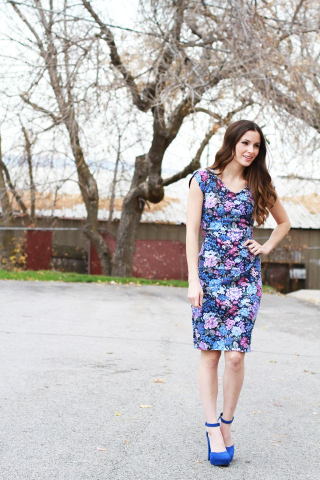 New Eenvoudige jurk met super makkelijk zelf te maken patroon   Naaien  &VF54