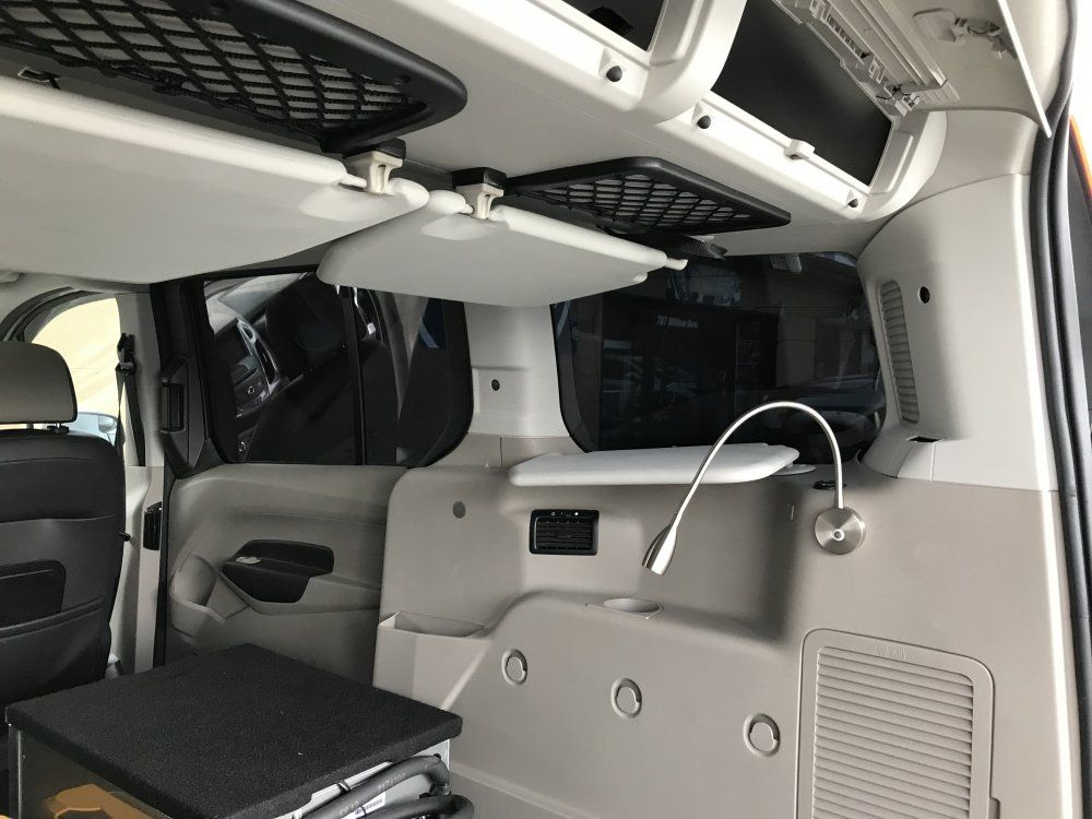 Introducing Myself And A Camper Welcome Ford Transit Connect