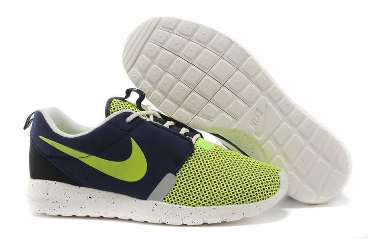 UK Trainers Roshe One|Nike Roshe Run Mens NM Breeze Navy Green