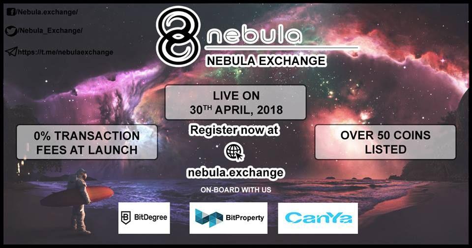nebula cryptocurrency exchange