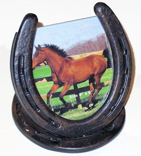 horseshoe frame