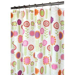 Watershed Spring Meadow Shower Curtain In Pink Shower Curtain