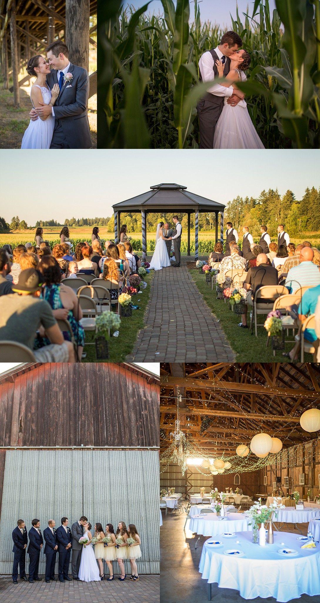 Ryan And Kirstie S Wedding The Schilling S Barn Salem Oregon Wedding Photographer Affordable Wedding Venues Wedding Venues Oregon Wedding Venues