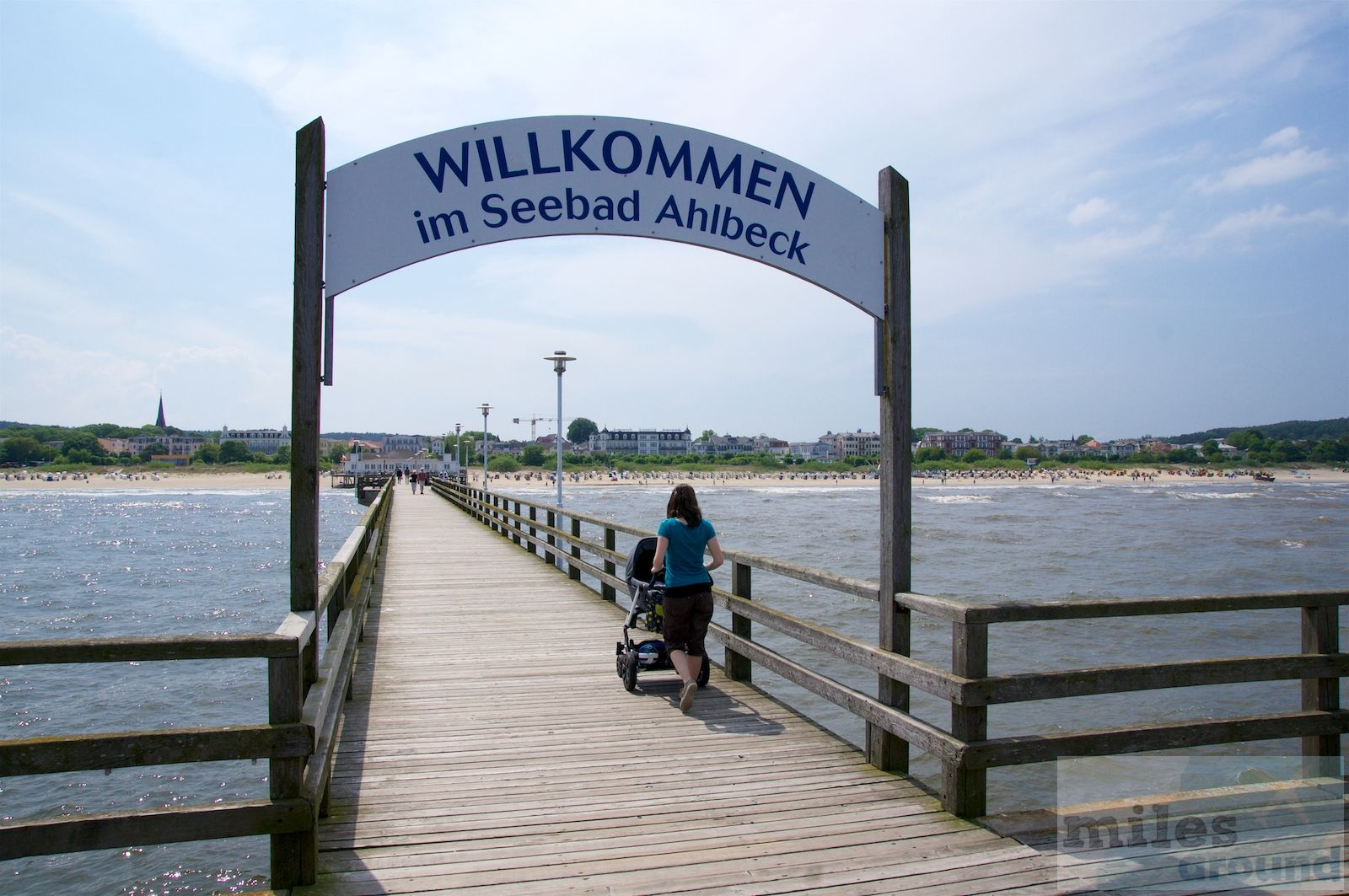 Familienurlaub auf der Sonneninsel Usedom (Reisebericht