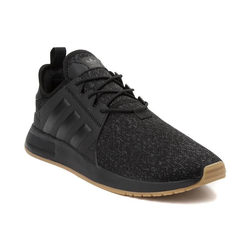 06e561bd6 Mens adidas X PLR Athletic Shoe - Black Carbon Gum - 436688