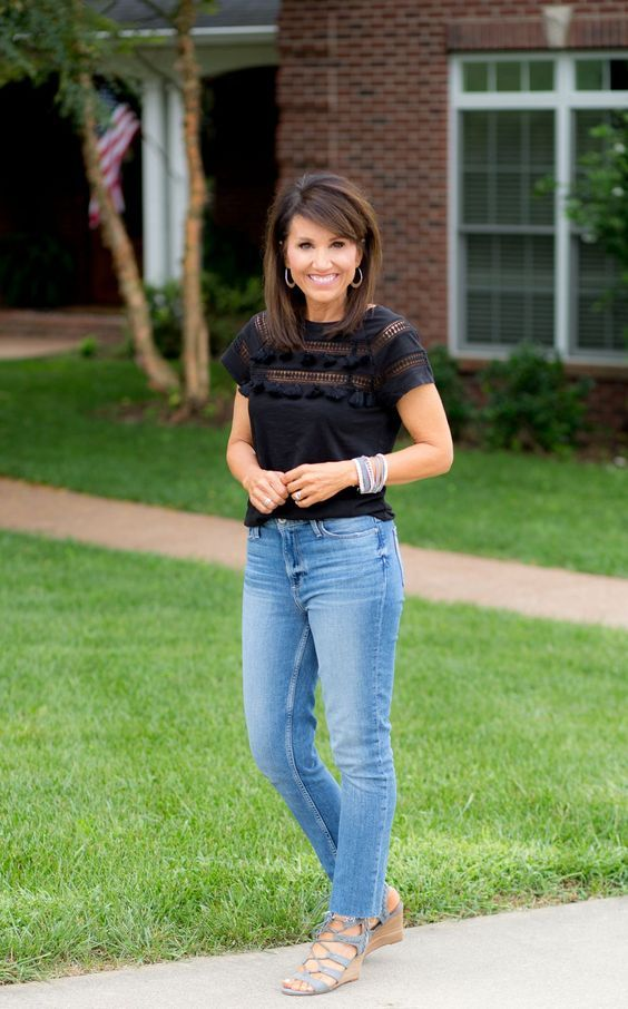 Over 50? See 50 looks with jeans to inspire you
