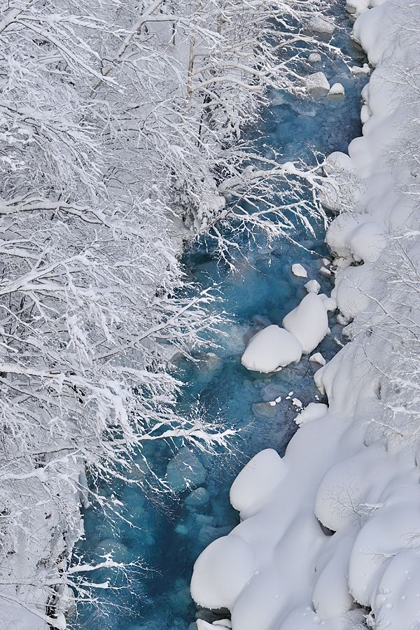 Biei. Hokkaido.  Japan.