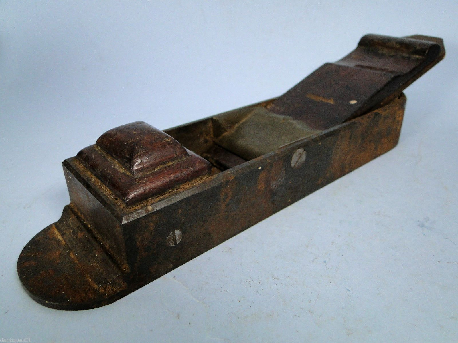 Unusual Old Woodworking Plane A Rickers R T Pike