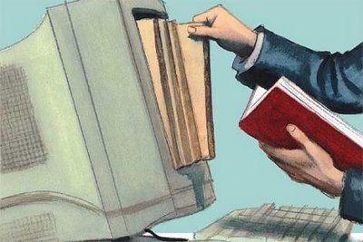 Ser...lector o internauta .............