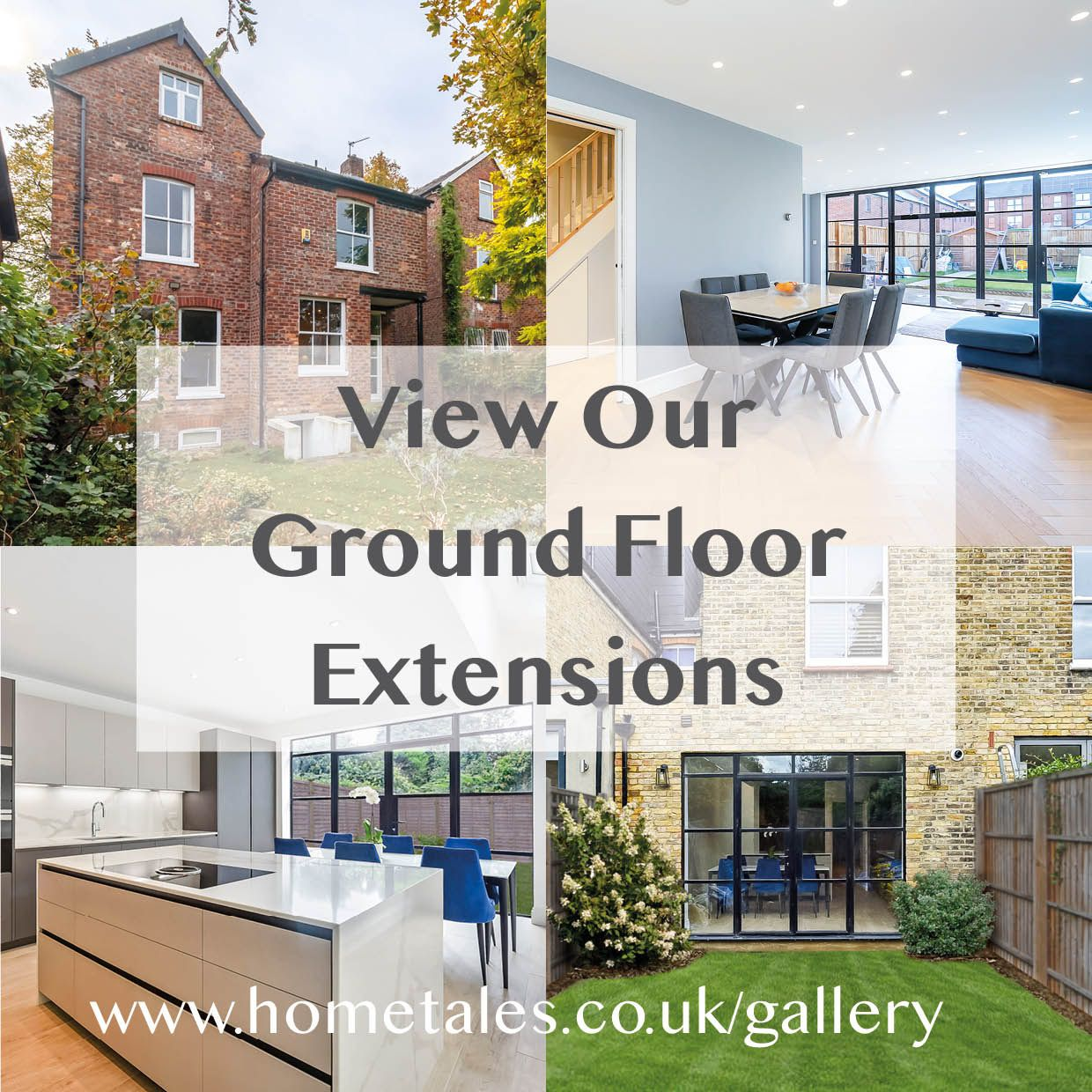 Ground Floor Extension Designs In 2020 Ground Floor House Extensions Architecture Design