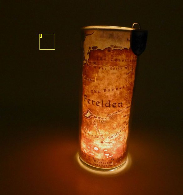 Fantasy map luminaries...we could do this with any cool map! Like DL perhaps??