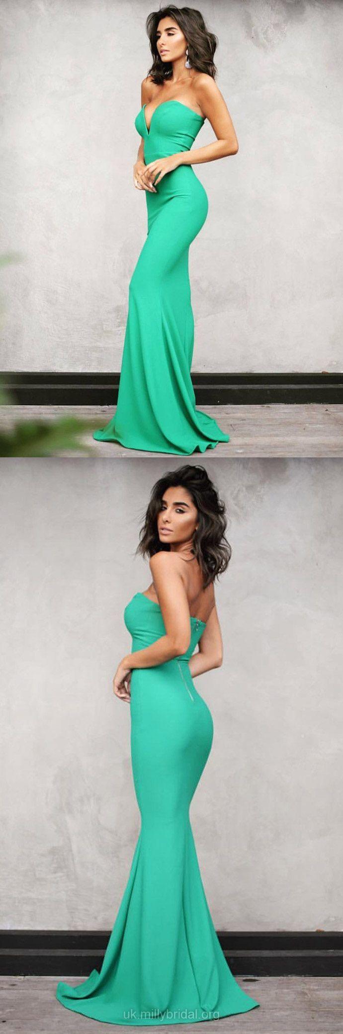 Prom dresses green prom dresses long prom dresses jersey prom