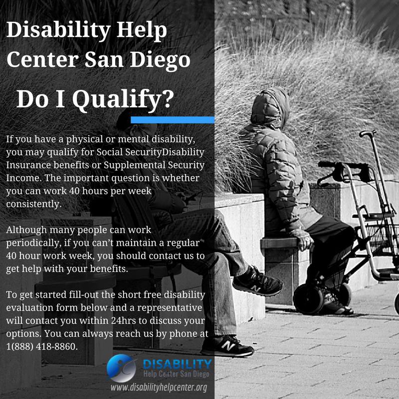 Pin by Disability Help Center San Diego on Social Security