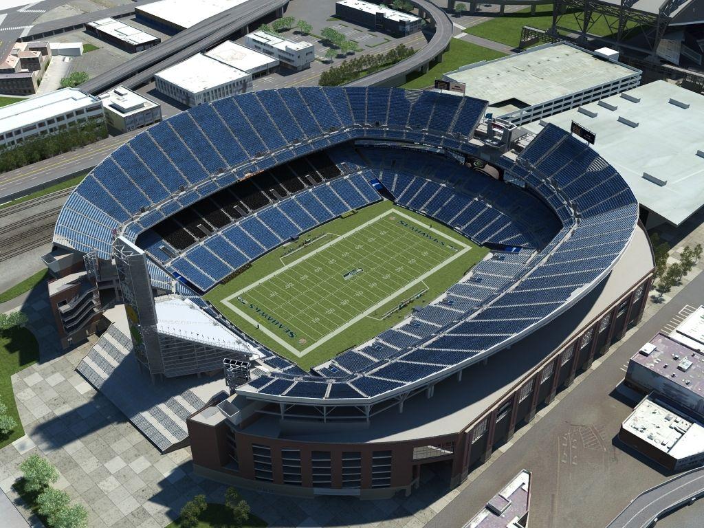 Centurylink Field Virtual Seating Chart En 2020 Estadios