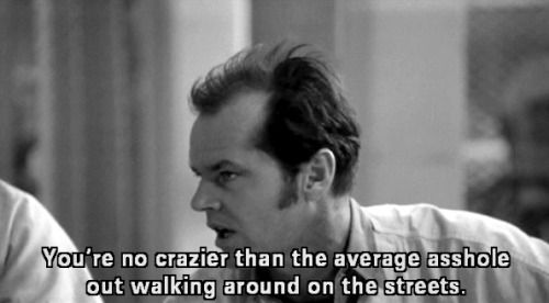 One Flew Over The Cuckoos Nest Quotes one flew over the cuckoo's nest quotes   Google Search | Good  One Flew Over The Cuckoos Nest Quotes