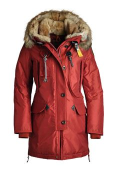 9bff15c3 Kodiak Woman coat Parajumpers - same as Mali Harries from Hinterland ...